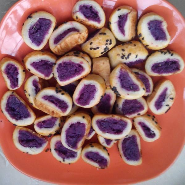 紫薯一口酥