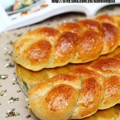 烫种冲绳黑糖面包