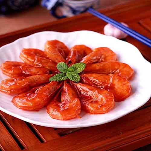 好吃的潜江油焖大虾