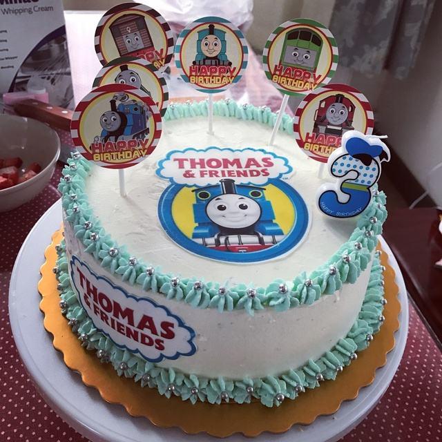 #美食派#生日蛋糕做法