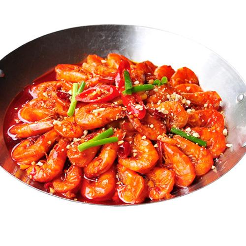 DIY干锅虾