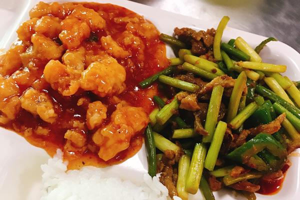 快餐在中国受欢迎的原因