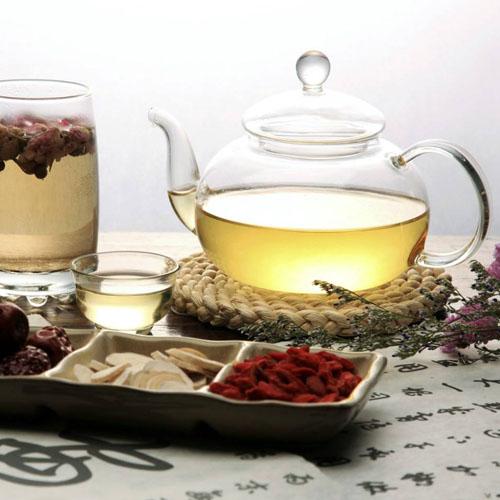 解渴杜仲茶