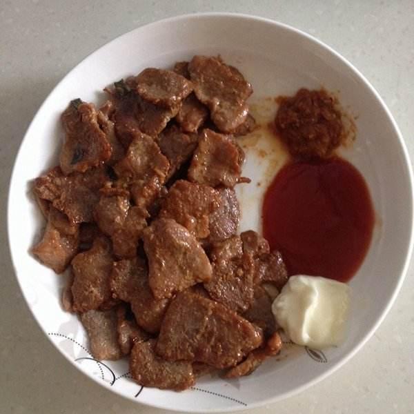 家常自制烤肉