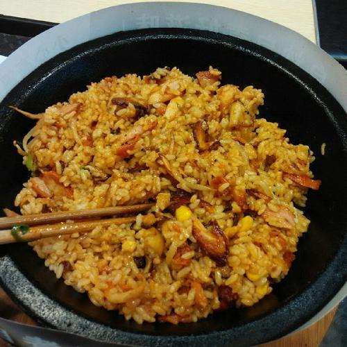 DIY美食-拌饭