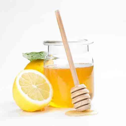 十分诱人的柠檬蜂蜜