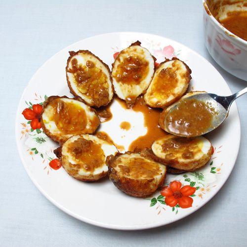 简易蒸红薯