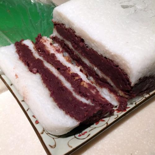 清香的切糕