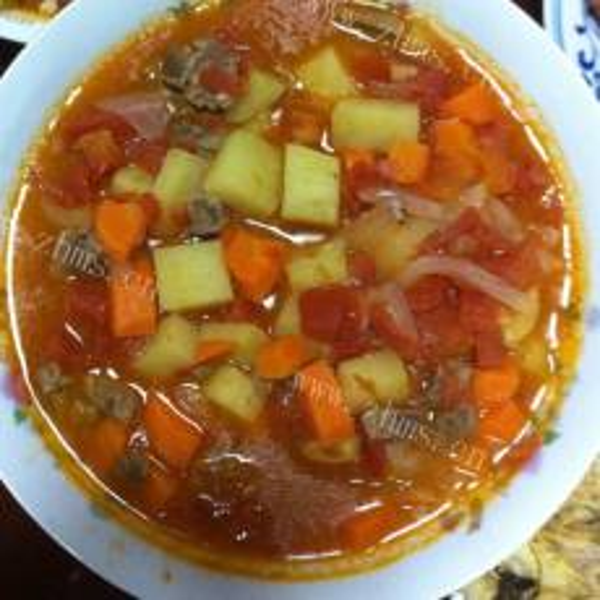 私家牛肉罗宋汤