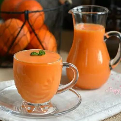 特色美食-胡萝卜汁