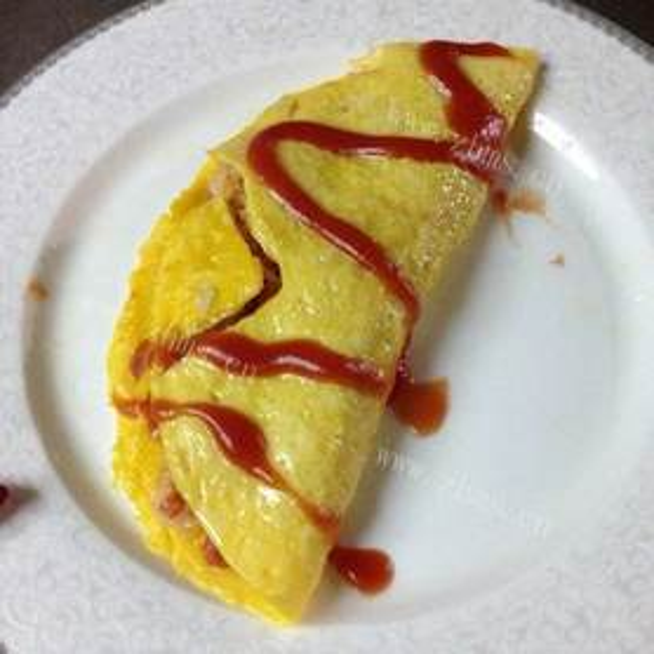 正宗韩国蛋包饭