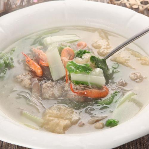可口的三鲜汤