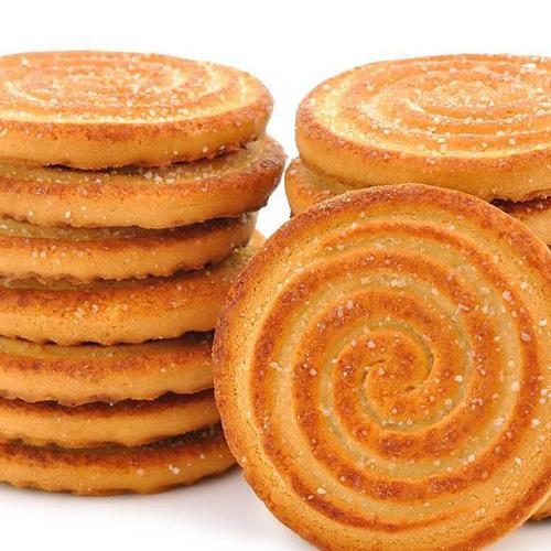 常吃不腻的香葱苏打饼干