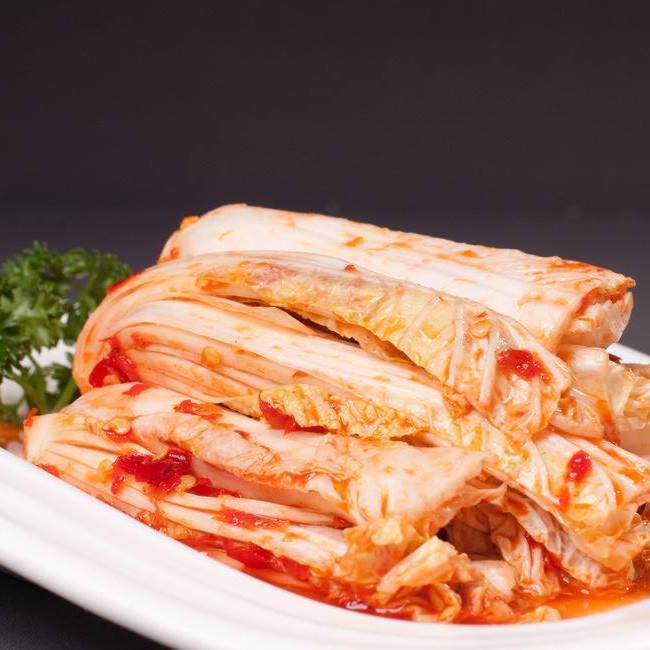 不一样的韩国泡菜的制作方法