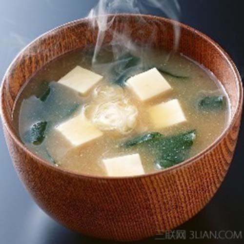 营养味噌汤
