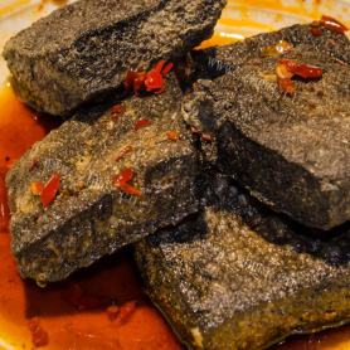 口感好好的臭豆腐做法