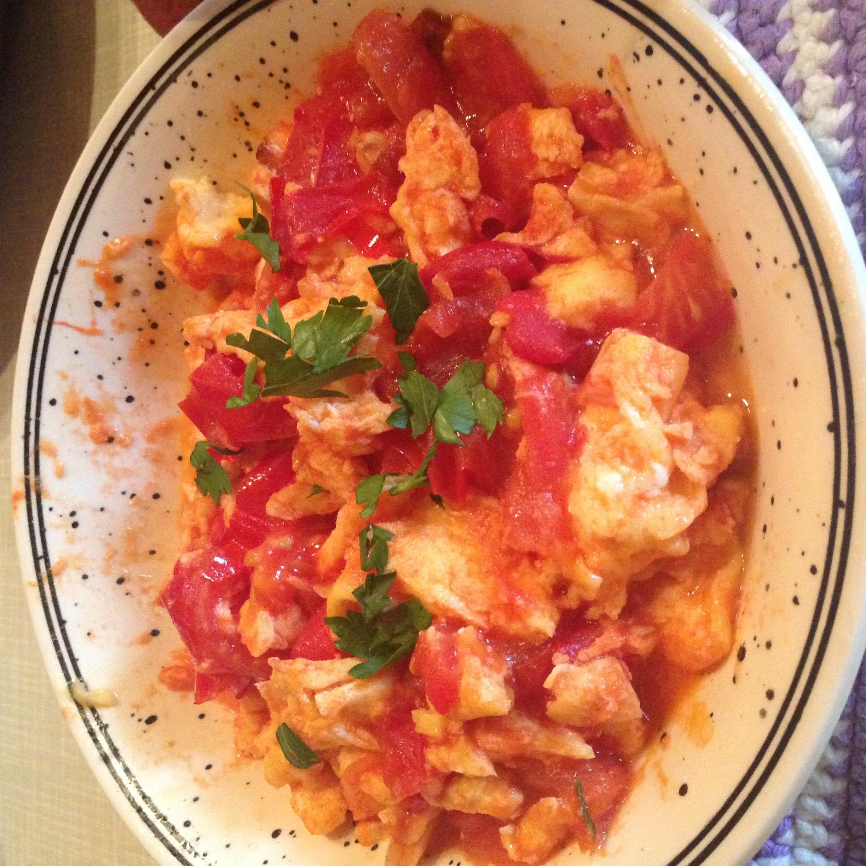 美味番茄白芸豆
