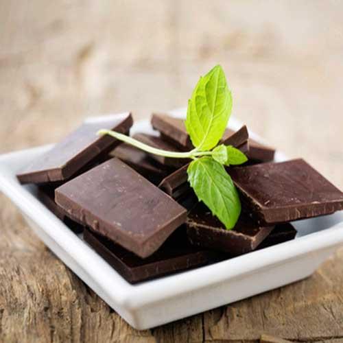 好吃的黑巧克力