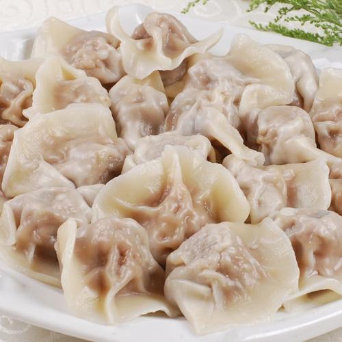 香飘的芹菜猪肉水饺