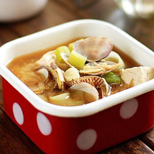 日本味噌汤
