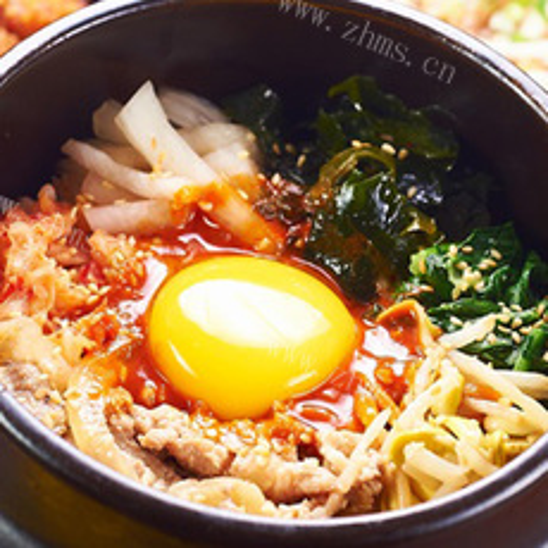 #美味时刻#韩式拌饭