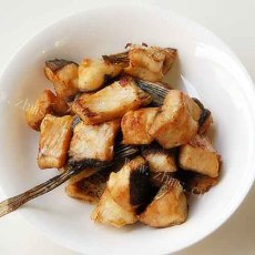 胃口大开的辣子鱼块