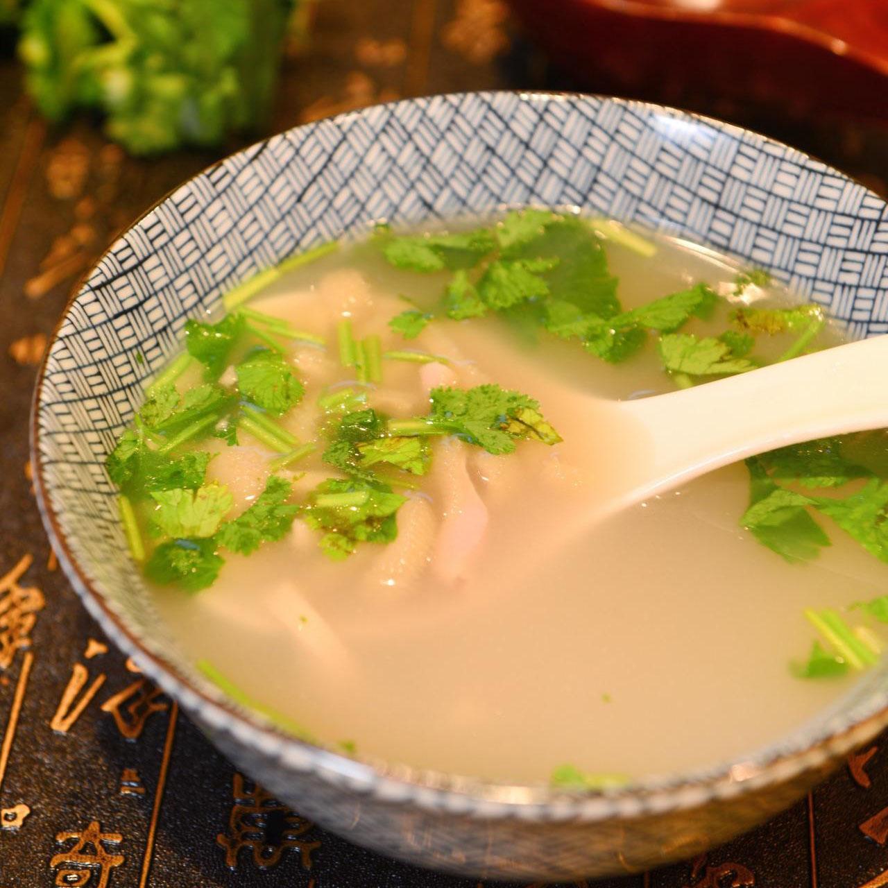 暖心的养胃汤