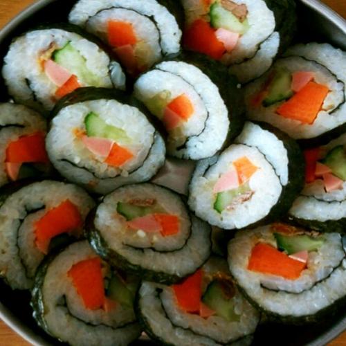 家常美味寿司卷