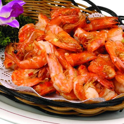 易做的椒盐虾