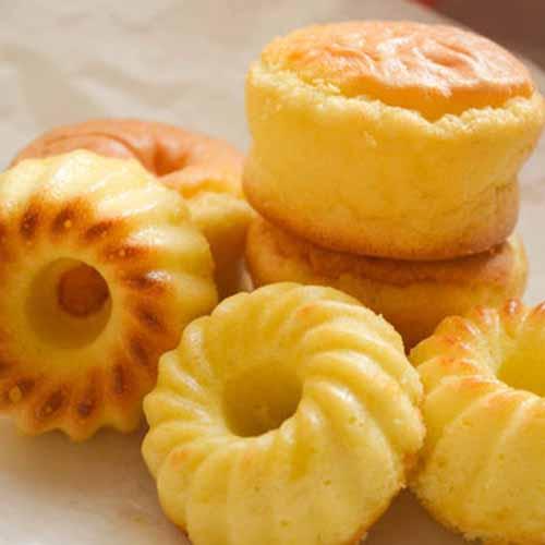 超喜欢的法式海绵蛋糕