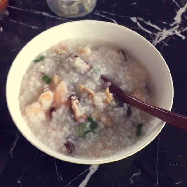 香嫩香菇烩虾仁