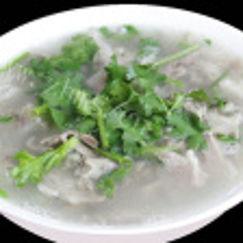 营养味美的羊肉汤