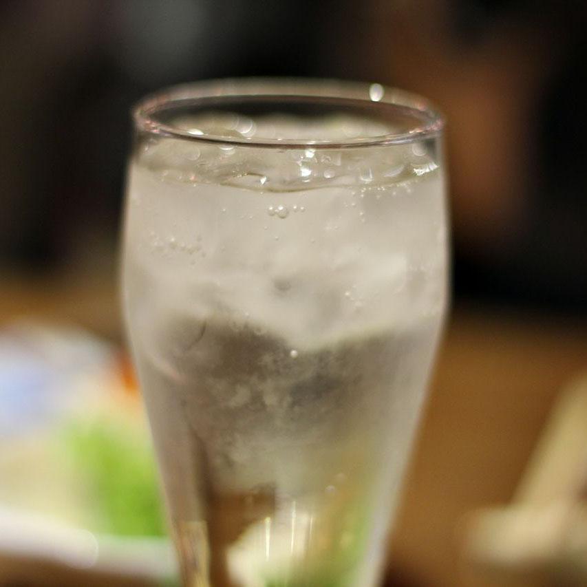 清新苏打水
