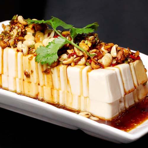 清淡的花生豆腐