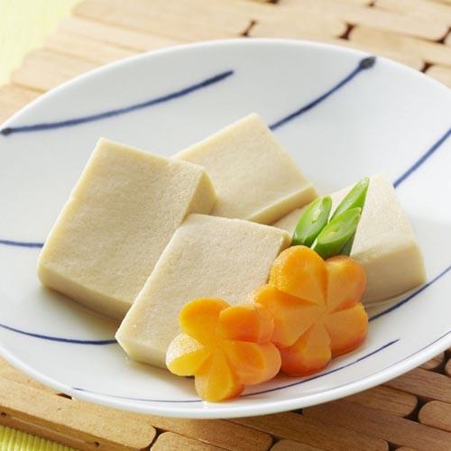 好吃的卤水点豆腐