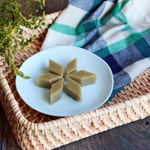 清甜的绿豆凉糕