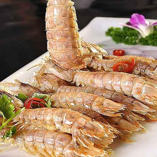 清淡的皮皮虾