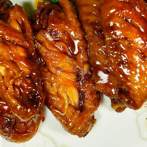 酥脆的可乐鸡翅做法