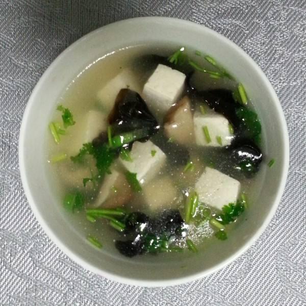 最爱喝的海蛎子豆腐汤