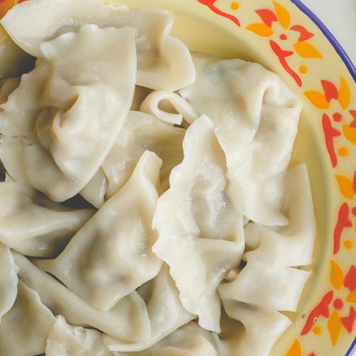 特色茴香苗饺子