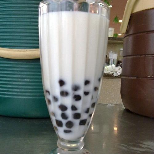 好喝的自制奶茶