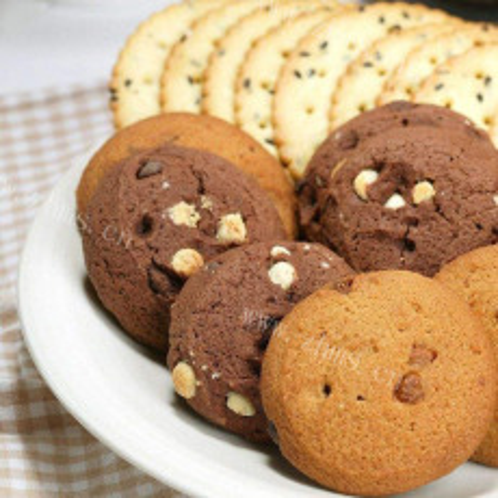奶香浓郁曲奇饼干的做法