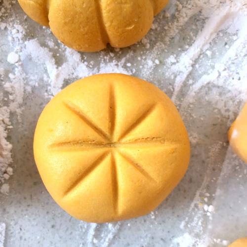 喷香的粘豆包
