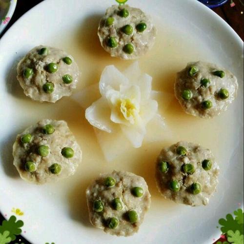 可口的莲蓬豆腐