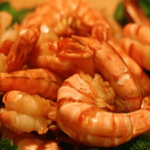 香浓的红烧大虾