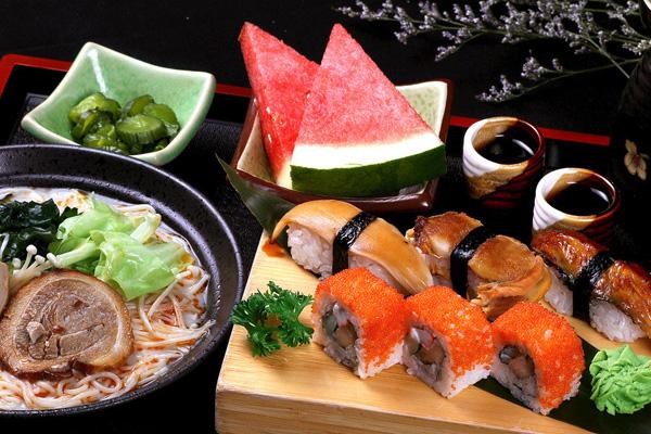 开日本料理全部流程