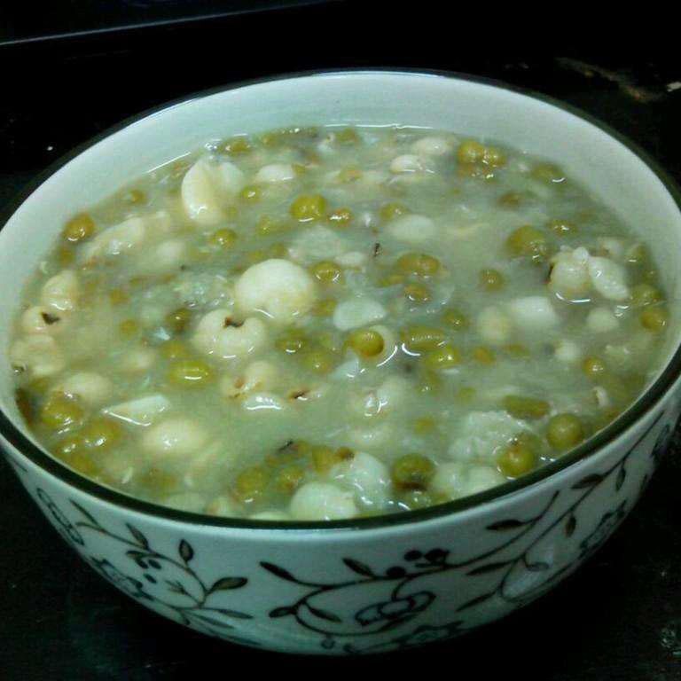 营养的薏米粥