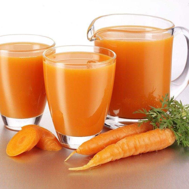 减肥红萝卜汁