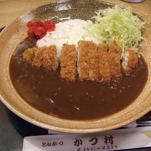 酥香黄金咖喱猪扒饭