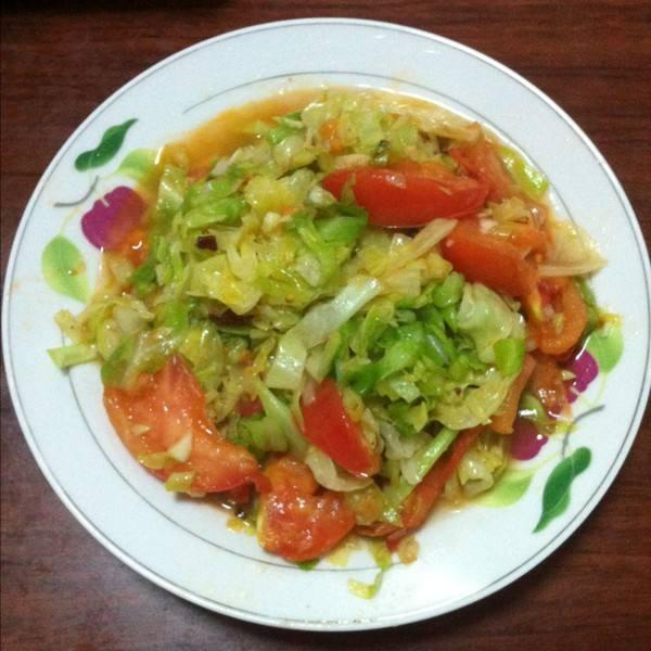 西红柿大头菜